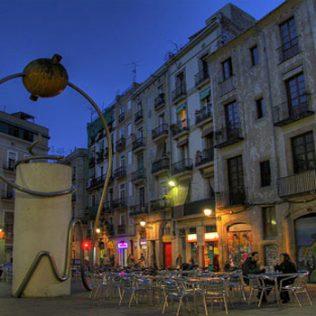 Barcellona Illuminata Senza Fili