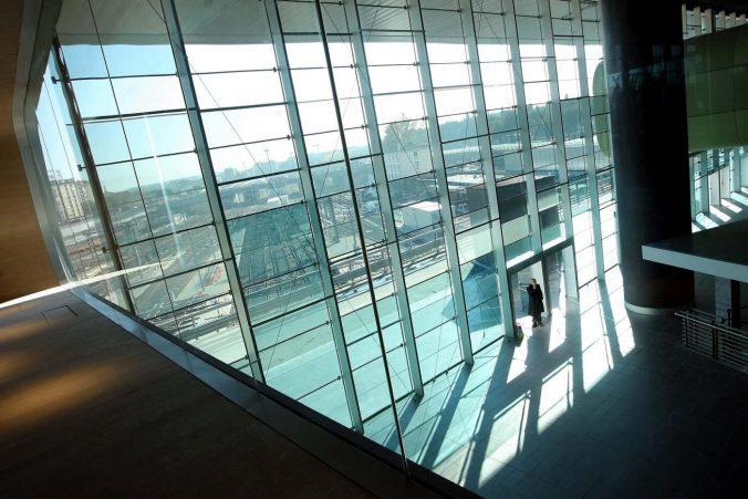 Inaugurazione Della Nuova Stazione Tiburtina