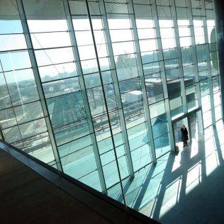 "La Nuova Stazione Tiburtina: Una ""città Sospesa"""