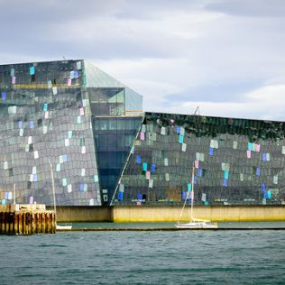 Il Fascino Dell'Harpa Concert Hall