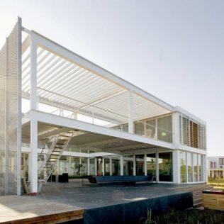 Elementi Prefabbricati Per Una Villa Moderna