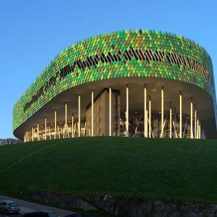 L'Arena Di Bilbao. Un Tutt'uno Con La Natura