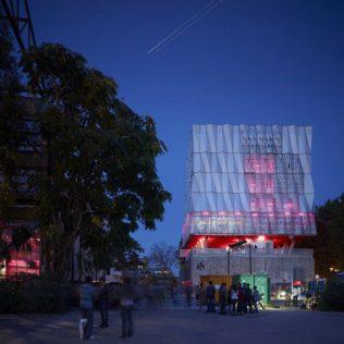 Riqualificare Le Aree Industriali: La Fabrique Cultural Center