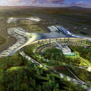 Pechino, Terminal 3: L'aeroporto 'imperiale'