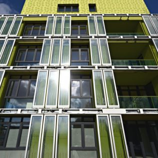 Facciate: Spazio Alla Sostenibilità