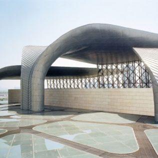 Il Wuxi Grand Theatre