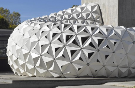 Arboskin Pavilion Made From Bioplastic By Itke Dezeen Ss 501 460×300