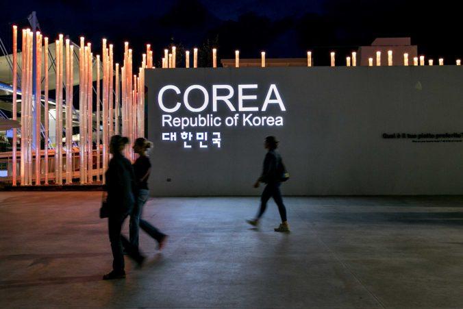 Padiglione Corea
