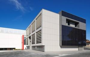 Uffici Mirage: I Materiali Ceramici Nella Riqualificazione