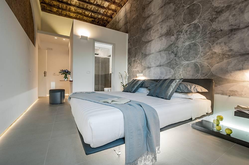 Pavimenti in gres porcellanato per la camera da letto alchimag