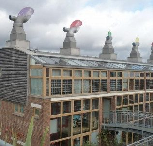 BedZED: Prototype Of Eco-neighbourhoods
