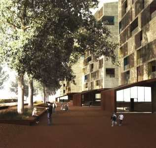RhOME For DenCity. Urban Regeneration Projects