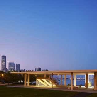 Chicago Horizon: Un Chiosco Sul Litorale Di Chicago Per Nuove Esperienze Culturali