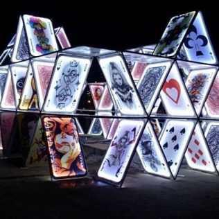 Amsterdam Light Festival, Un Museo Di Luce A Cielo Aperto