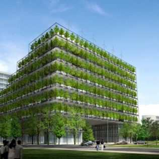 Sustainable Buildings.  The Week Of Bio-architecture In Modena.