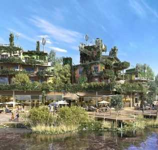 Villages Nature, Eco-tourism At The Gates Of Paris