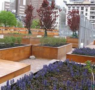 Lent Space. Temporary Gardens For Urban Redevelopment