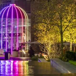 Lumiere London, The City Fills With Lighting Scenarios, Art And Technology