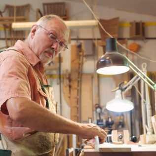 Michael Fortune, Il Maestro Del Legno Canada