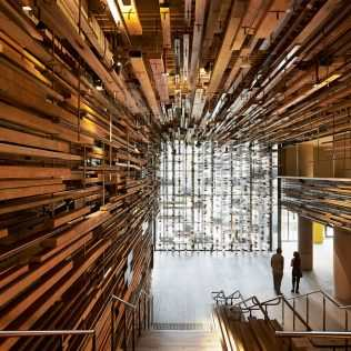 """World Interior Of The Year Prize"": WINS Canberra Hotel """