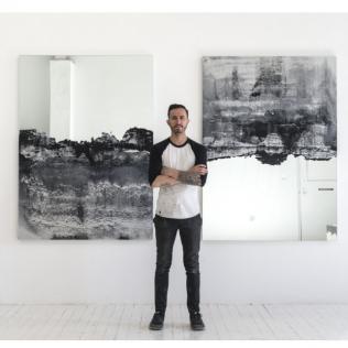 """Fernando Mastrangelo: """"Drift Bench"""", Il Design Diventa Scultura"""