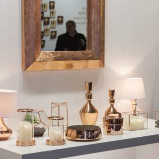 AMBIENTE, Is Staged The Trend Show