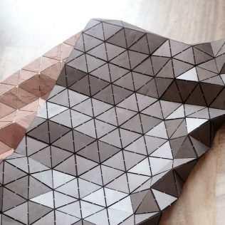 Comes The Stone Carpet, Thanks To 3D Printer