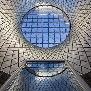 New York Fulton Center, The Station That Reflects The Light