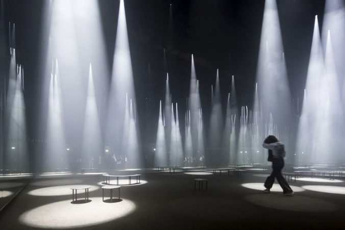 8949767 Sou Fujimoto Installs A Forest Of Light T89738b65