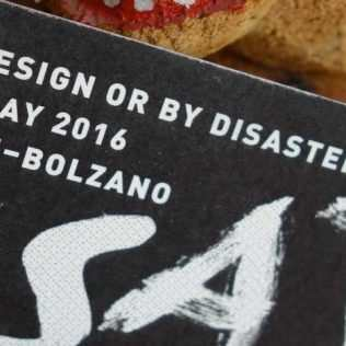 Design And Communication For Sustainability In Bolzano