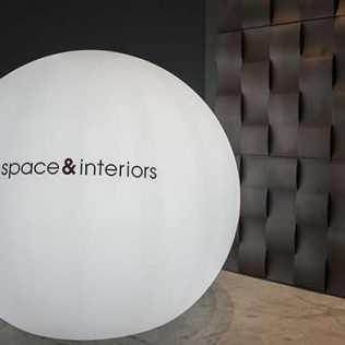 Space&interiors: Il Nuovo Format Dedicato Alle Finiture Per L'architettura