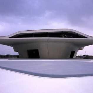 In Ricordo Di Zaha Hadid, Un Terminal Nel Porto Di Salerno