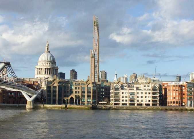 Grattacieli In Legno, Londra Punta Al Record Mondiale Scopri Di Più