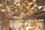 Benedetta Tagliabue E Weaving Architecture,installazione Per Biennale Architettura 2018 In Fibra Ferro E Quercia Rossa Americana – Benedetta Tagliabue  EMBT – Credit Giovanni Nardi