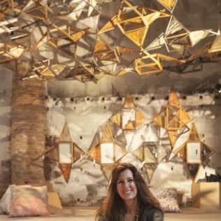 Weaving Architecture, L'installazione Di Benedetta Tagliabue Alla Biennale Architettura