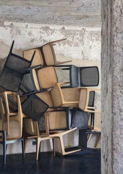 Anniversario della sedia Bossa