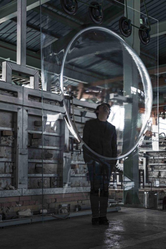 2.AGC Milano Design Week 2019 – Processi Lavorazione