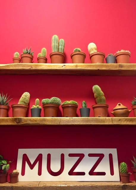 Muzzi Salad And Green Food